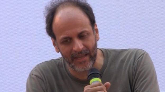 """Ospite a """"Fuoricinema"""", il regista Luca Guadagnino racconta la sua Palermo"""