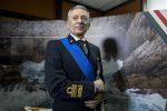 Guardia costiera, visita delll'ammiraglio Pettorino a Lampedusa e Messina