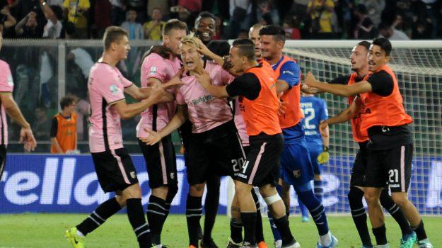 Calcio, finale play off, palermo calcio, Nino La Gumina, Palermo, Qui Palermo