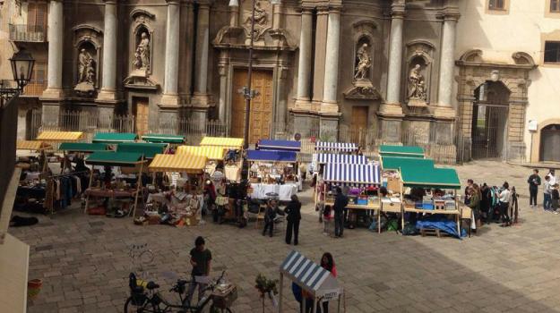 hop hop market palermo, Palermo, Società