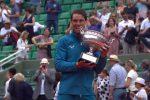 Nadal re del Roland Garros: le immagini dell'undicesimo trionfo