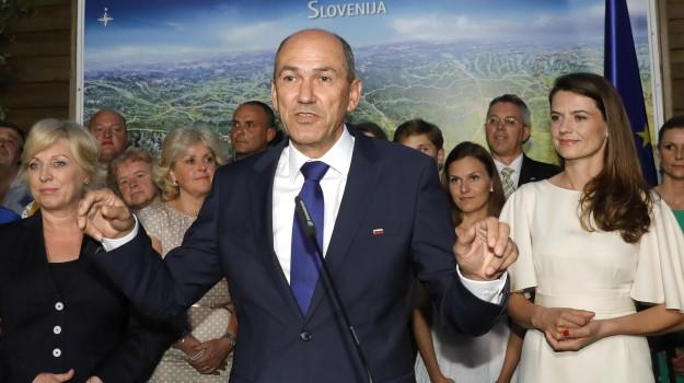 elezioni slovenia, Sicilia, Mondo