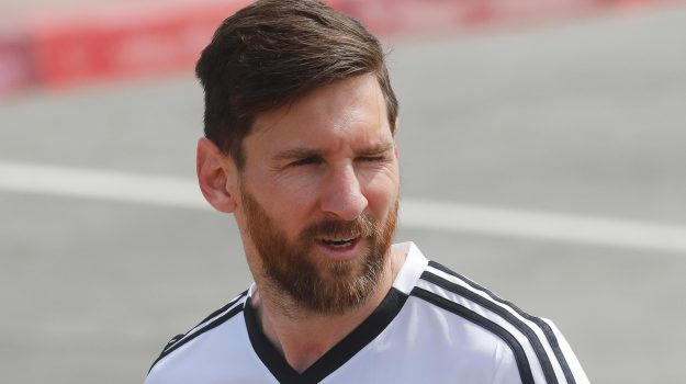 Argentina Messi Nazionale, Sicilia, Sport