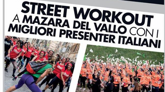 street workout mazara, Trapani, Società