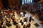 Palermo si anima sulle note di De Andrè: le foto della maratona in musica dedicata al cantautore