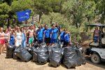 Raccolta di plastica e tartarughe liberate: Marevivo in azione sulle spiagge di Eraclea Minoa e Bovo Marina