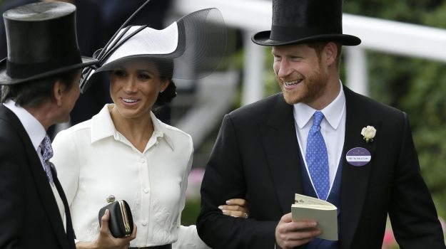 Harry e Meghan, Meghan Markle, Principe Harry, Sicilia, Società