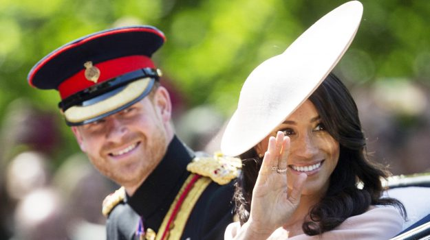 royal family viaggio, Meghan Markle, Principe Harry, Sicilia, Società