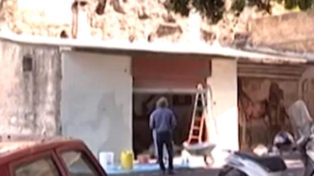Dopo il degrado, parte a Palermo la riqualificazione di piazzetta porta Montalto