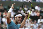 """Roland Garros, Cecchinato dopo la sconfitta con Thiem: """"Palermo mi accoglierà da eroe"""""""
