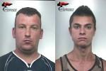 Sorpresi a rubare in un cantiere edile a Comiso, tre romeni arrestati dopo un inseguimento