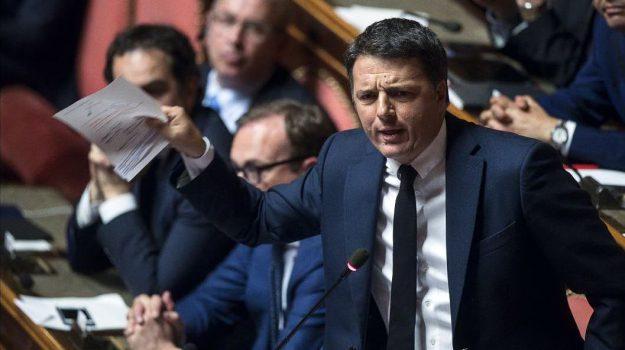 governo conte, Giuseppe Conte, Matteo Renzi, Sicilia, Politica