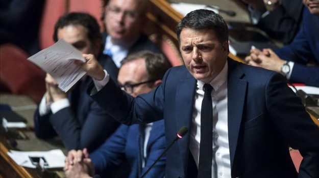 Docufilm Firenze Renzi, Matteo Renzi, Sicilia, Politica
