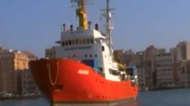 Nave Aquarius bloccata in mare, la solidarietà dei palermitani