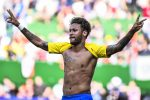 Neymar sbaglia palleggio, scatta subito la punizione dei verdeoro