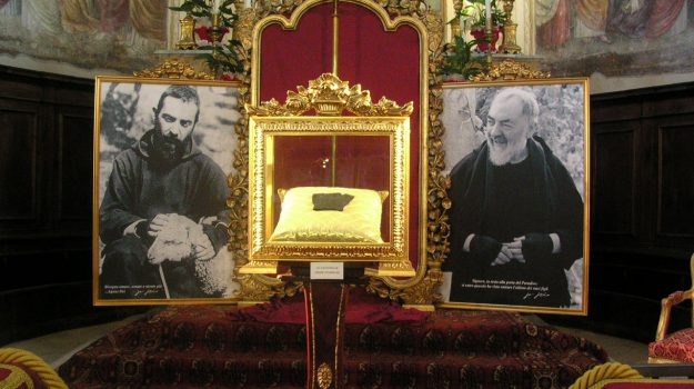 mostra padre pio monreale, Palermo, Cultura