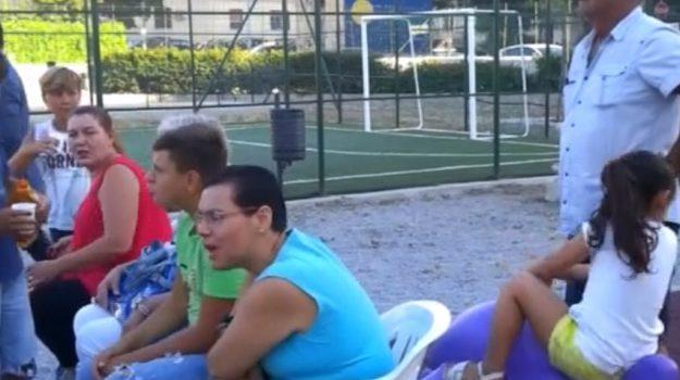 Inaugura a Palermo parco giochi intitolato a padre Pino Puglisi