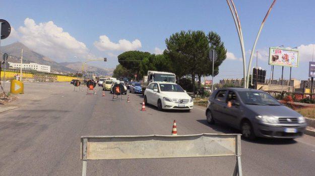 Palermo, caos al ponte Corleone: da mercoledì i lavori di notte