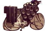 Evento di playbike a Palermo: ragazzini diffondono musica in città... pedalando