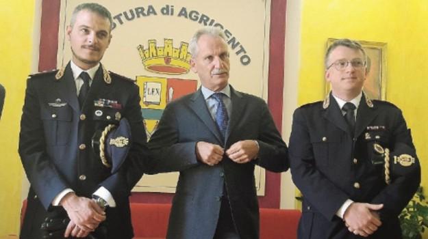 questura agrigento, Agrigento, Cronaca