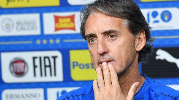 Mancini Supercoppa in Arabia, Roberto Mancini, Sicilia, Archivio, Sport
