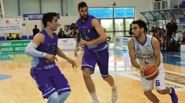 fortitudo agrigento basket, Ruben Zugno, Agrigento, Sport