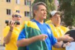 Russia 2018, la samba verdeoro invade le strade di Rostov