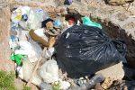 Volontari in azione sulla spiaggia di Aspra: raccolti oltre 50 sacchi di rifiuti