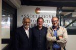 Sergio Amodeo, Alberto Argano, Benedetto Gulizzi