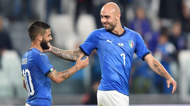 Italia-Olanda, nazionale italia, Simone Zaza, Sicilia, Sport