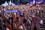 La Russia segna e i tifosi festeggiano così...