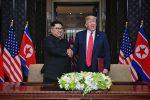 """Accordo su un secondo incontro tra Trump e Kim Jong-un: """"Sarà il prima possibile"""""""
