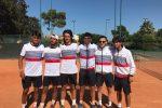 Oscar Sanchez Uriel Rodriguez, Luca Potenza, Davide Ragonese, Salvatore Lacagnina, Alessio Lipani e Davide Potenza