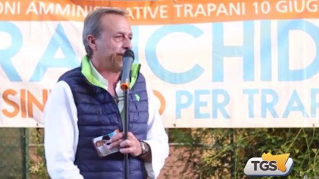 Amministrative, a Trapani vince Giacomo Tranchida