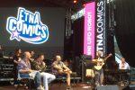 Vince Tempera sul palco di Etna Comics 2018