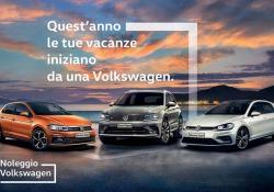 Noleggio Volkswagen dedicato ai clienti privati italiani