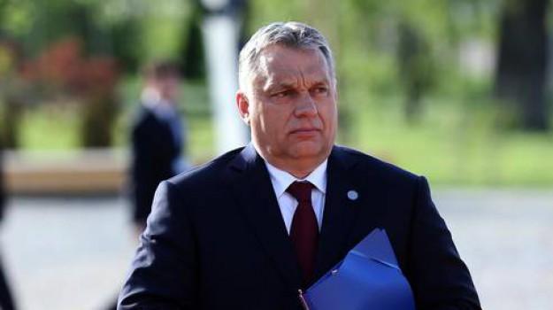 sanzioni ungheria, Viktor Orban, Sicilia, Mondo