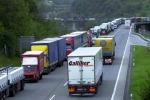 Trasporto merci pericolose, sanzioni per 13 mila euro nell'Agrigentino