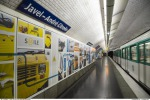 Metro e auto, nuovo look stazione Javel-André Citroën