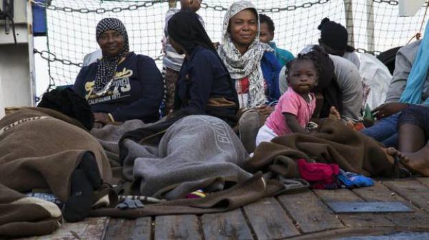 migranti, migranti vendicari, sbarco vendicari, Siracusa, Cronaca