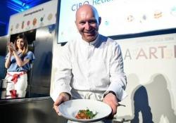 Alfio Ghezzi e l'alta cucina che non spreca