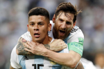 Mondiali, Messi e Rojo salvano l'Argentina: Nigeria battuta, agli ottavi supersfida con la Francia
