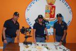 """""""Trasformava pistole giocattolo in vere armi"""", un arresto a Palma di Montechiaro"""