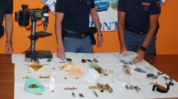 armi giocattolo palma di montechiaro, Agrigento, Cronaca