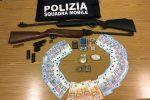 Droga e armi tra Vittoria e Ragusa, scattano tre arresti