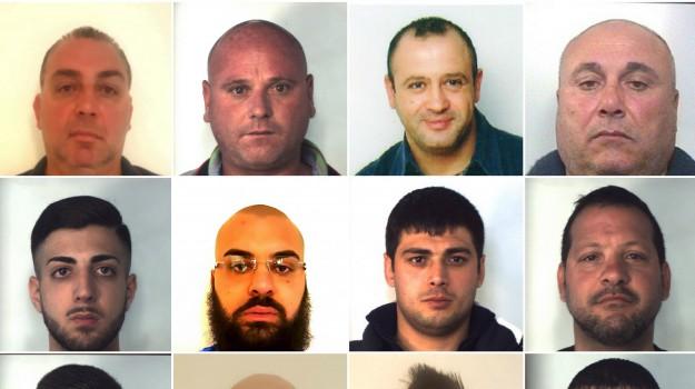 arresti cosa nostra carabinieri, clan laudani catania, mafia catania, Catania, Cronaca