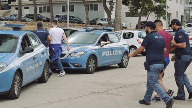 arresti ladri favara, furto scooter san leone, Agrigento, Cronaca