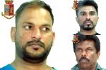 Migranti da Palermo verso il nord Europa con documenti falsi, arrestati 6 cingalesi - Nomi e foto