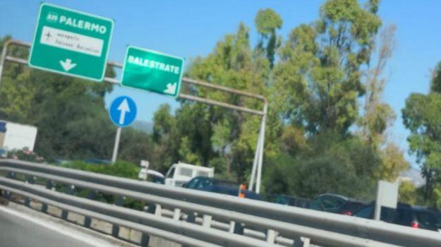 autostrada chiusa, palermo-mazara chiusa, Palermo, Cronaca