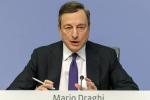 """Draghi: """"L'Italia svalutò sette volte la lira, l'inflazione toccò il 223%"""""""